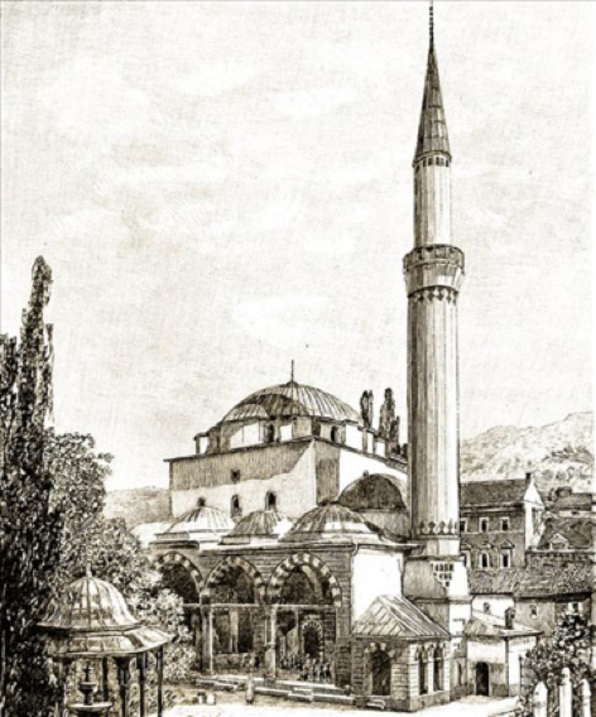 Külliyye mosque